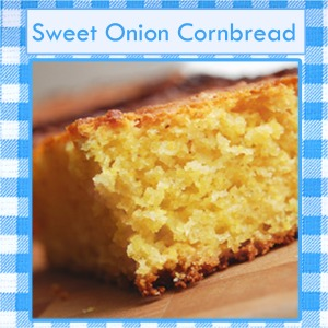 Sweet Onion Cornbread